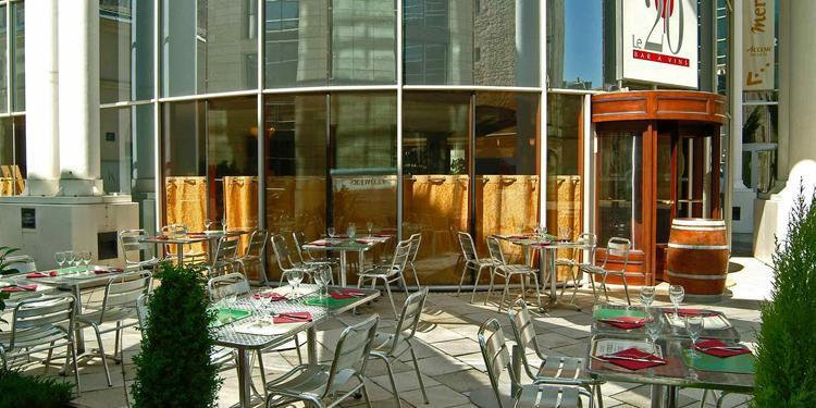 Mercure Bordeaux Cité Mondiale Centre Ville, Salle de location Bordeaux  #0