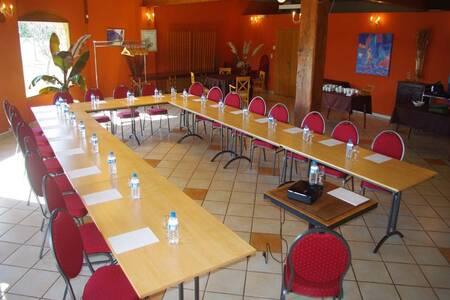 Le Mas De Mon Pere, Salle de location Saint-Jean-le-Centenier  #0
