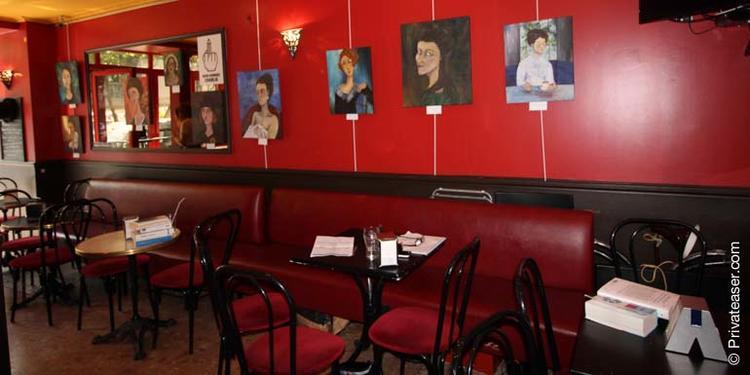 Le San Luis Bar, Bar Paris Hôpital Saint-Louis #0