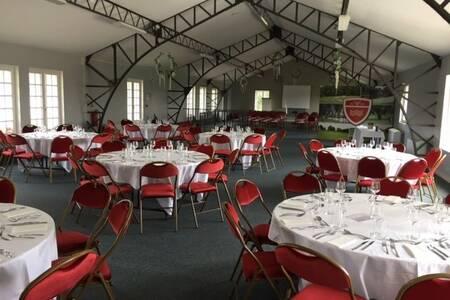 Eden Green - Golf De La Vaucouleurs, Salle de location CIVRY LA FORET  #0