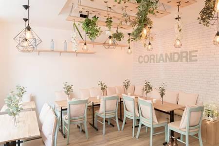 Coriandre, Restaurant Paris Plaisance #0