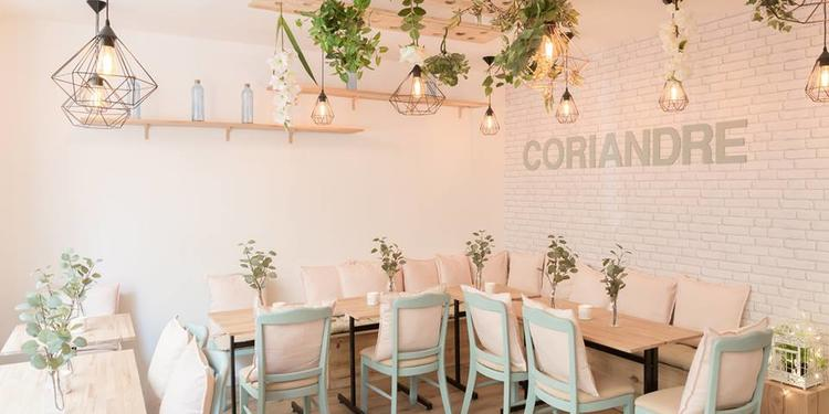Coriandre, Restaurant Paris Plaisance #0