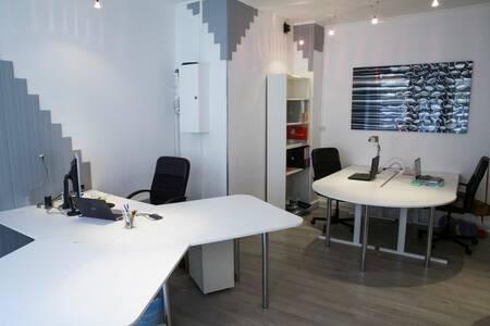 Be Coworking - Les Epinettes, Salle de location Paris Epinettes #0