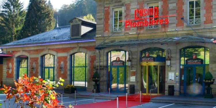 Casino Partouche de Plombières-les-Bains, Salle de location Plombières-les-Bains  #0