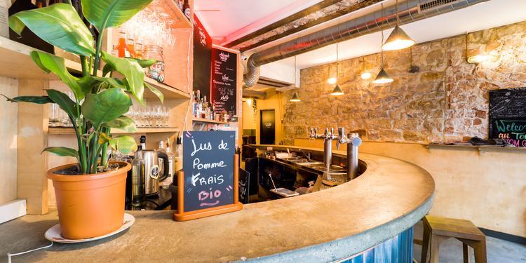 Le Tony, Bar Paris Château d'Eau #0