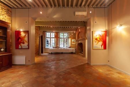 Salon de Marvejol, Salle de location Toulouse Carmes #0