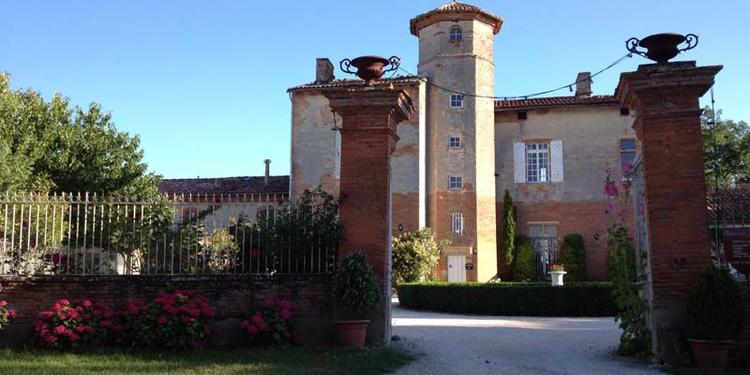 Château de Thegra, Salle de location Balma  #0