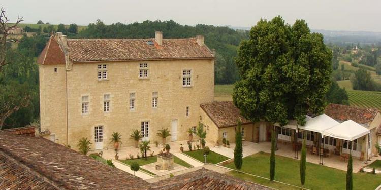 Château Hôtel Isabeau de Naujan, Salle de location Saint Vincent de Pertignas  #0