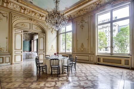 La Galerie Bourbon, Salle de location Paris Champs-Elysées #0
