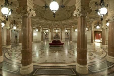 Le Palais Garnier, Salle de location Paris Opéra #0