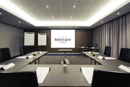 Mercure Hotel Brussels Centre Midi, Salle de location Saint-Gilles Cureghem #0