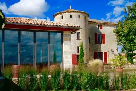 Château de Castelneau, Salle de location Saint-Léon  #0