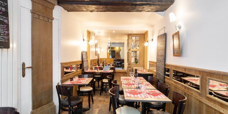 Le Boui Boui, Restaurant Paris Bourse-Sentier  #0