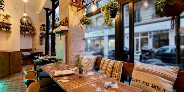 Les Bariolés de Maud, Restaurant Paris Faubourg - Montmartre #0