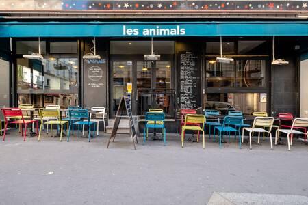 Les Animals, Bar Paris Porte Saint-Denis #0