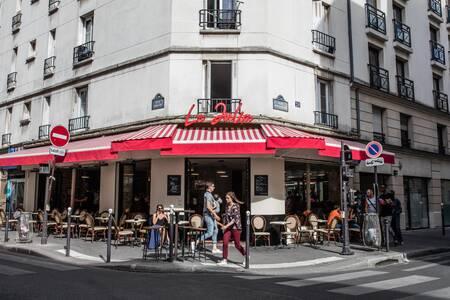 Le Julia (Ex L'Amnésie Passagère), Bar Paris Bastille #0