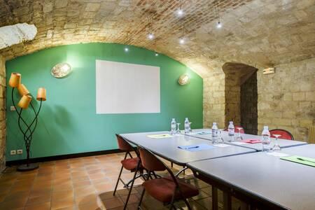 L'Hôtel Claret : salle Romaine, Salle de location Paris Bercy #0