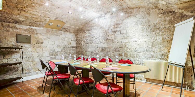 L'Hôtel Claret : salle Cahors, Salle de location Paris Bercy #0