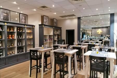 Le Cèdre, Restaurant Le Plessis-Robinson  #0