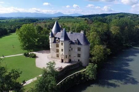 Château de Saint-Martory, Salle de location Saint-Martory  #0