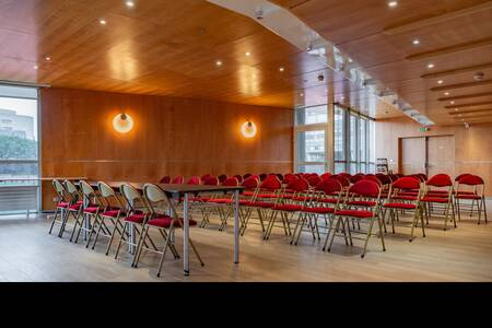 Paris Volley Événements : les salles, Salle de location Paris Charléty #0