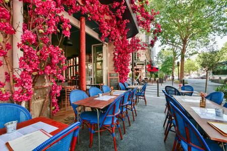 Harper's Paris 15, Bar Paris Falguière #0