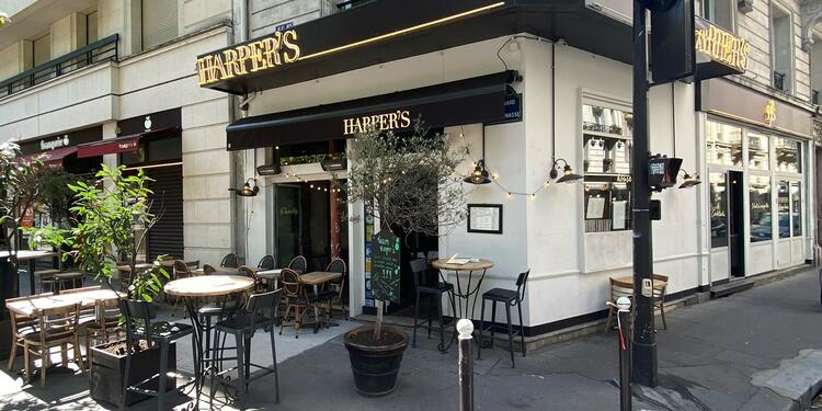 Harper's Paris 15, Bar Paris Falguière #0