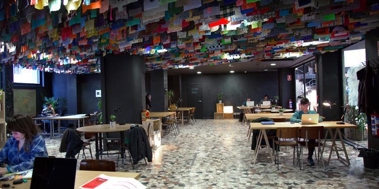 Impact Hub, Sala de alquiler Madrid Centro #0