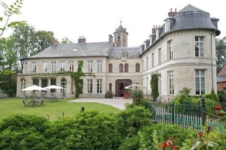 Château d'Aubry, Salle de location Aubry-du-Hainaut  #0