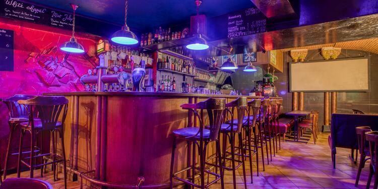 La Bodega, Bar Paris Quartier latin #0