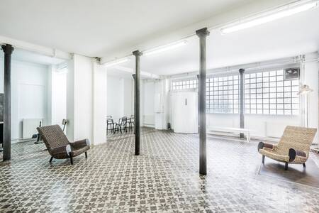 Galerie des 3 Bornes, Salle de location Paris Oberkampf #0