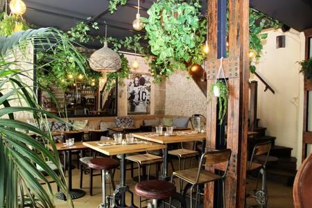 Boteco Lapa, Bar Paris Grands Boulevards #0