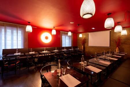La Brasserie Thaï (privatisation salle du haut), Salle de location Paris Montmartre #0