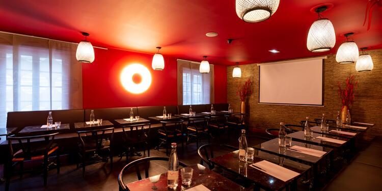 La Brasserie Thaï (privatisation complète), Salle de location Paris Montmartre #0