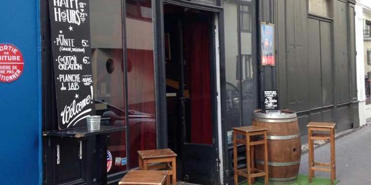 The Lab, Bar Paris Bastille #0