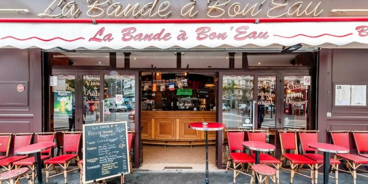 La Bande à Bon Eau, Bar Paris Grands Carrières #0