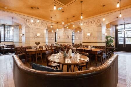 Chai Brongniart (espace restaurant), Restaurant Paris Bourse #0