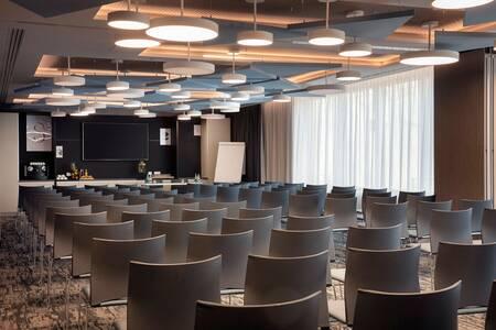 Hampton by Hilton Clichy : grandes salles Turquoise et Indigo, Salle de location Clichy Victor Hugo #0
