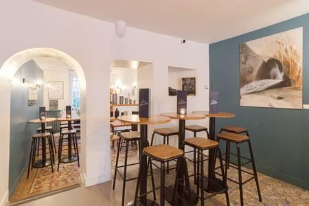 La Petite Dernière, Bar Paris Montmartre #0