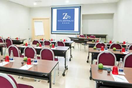 Hotel Zentral AVE Zaragoza, Sala de alquiler Zaragoza La Almozara #0