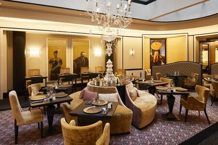 Maison Astor Paris Curio by Hilton : Restaurant, Salle de location Paris Miromesnil #0