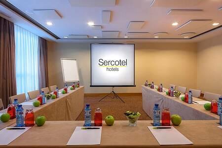 Sercotel Hotel Sorolla Palace, Salle de location Valence  #0