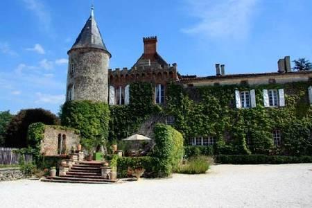 Château du Croisillat, Salle de location Caraman  #0