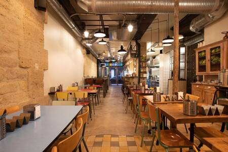 Miznon, Restaurant Paris Grands Boulevards #0