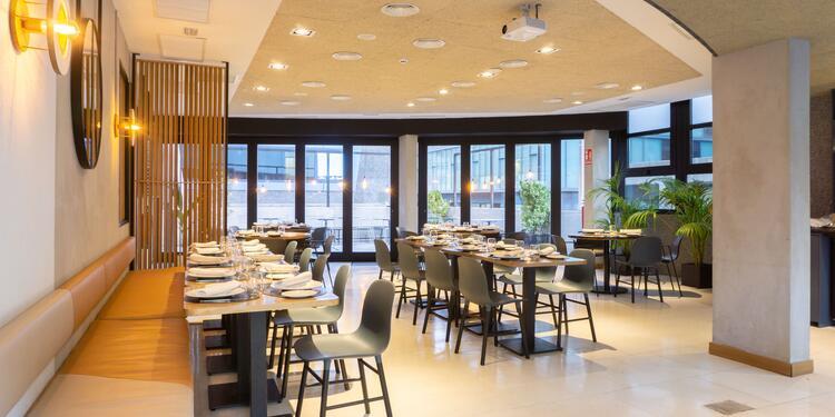 Restaurante Popa, Sala de alquiler Madrid  #0