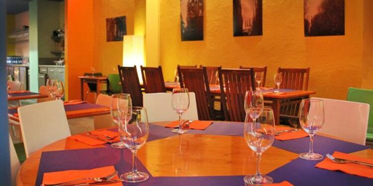 Mamacafé, Restaurante Barcelona El Raval #0