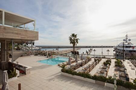 Go Beach Club : privatización total, Sala de alquiler Barcelona  #0