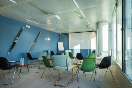 Comet Meetings : Coeur Défense, Salle de location Courbevoie La Défense #0
