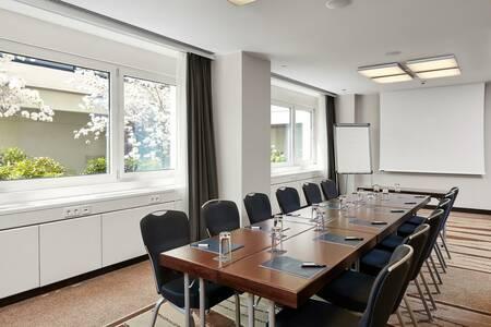 Hilton Vienna Danube Waterfront, Salle de location Wien  #0