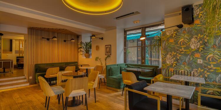 BICHE, Restaurant Paris Arts et métiers #0